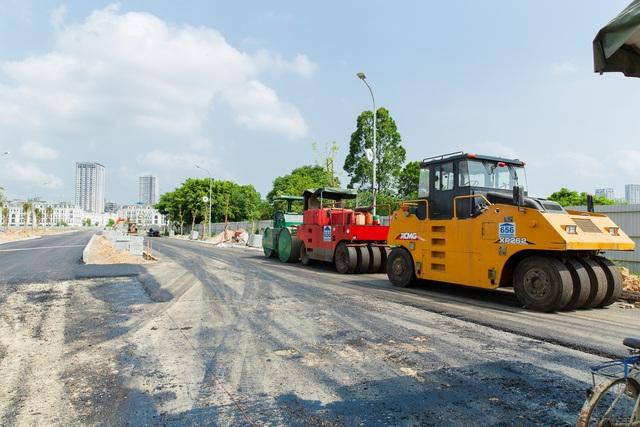 FLC Premier Parc đẩy mạnh thi công hoàn thiện hạ tầng khu đô thị - Ảnh 2.