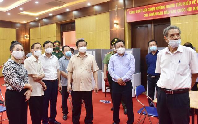 Hà Nội đã đảm bảo mọi điều kiện sẵn sàng cho cuộc bầu cử - Ảnh 2.
