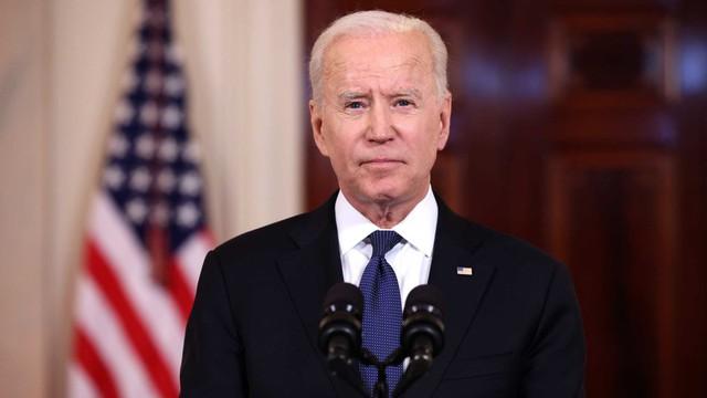 Tổng thống Biden hối thúc báo cáo nguồn gốc Covid-19 trong 90 ngày - Ảnh 1.