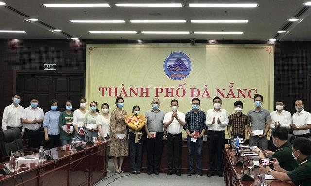 """Đà Nẵng cử 10 """"chiến sỹ áo trắng"""" giỏi ra hỗ trợ Bắc Giang - Ảnh 2."""