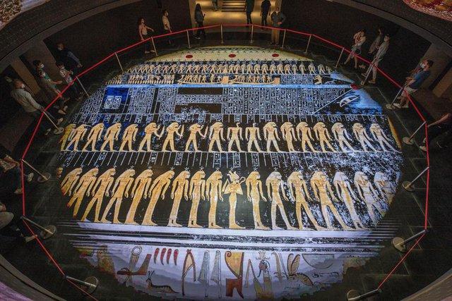 """Phát hiện khảo cổ quan trọng """"hiến kế"""" phát triển du lịch Ai Cập - Ảnh 1."""