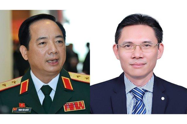 Thủ tướng bổ nhiệm nhân sự Tổng cục Chính trị QĐND Việt Nam và Viện Hàn lâm Khoa học xã hội Việt Nam - Ảnh 1.
