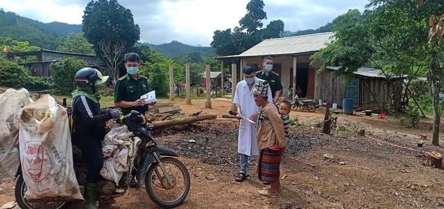 Quảng Trị sẽ hỗ trợ thiết bị y tế cho các huyện nước bạn Lào sát với biên giới tỉnh chống dịch - Ảnh 2.