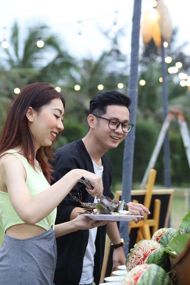 Cận cảnh quán bar biển lộng gió vừa ra mắt tại Sầm Sơn, Quy Nhơn - Ảnh 7.