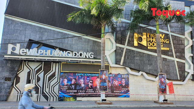 Xét nghiệm Covid-19 cho hơn 200 người làm việc tại quán bar lớn nhất Đà Nẵng - Ảnh 1.