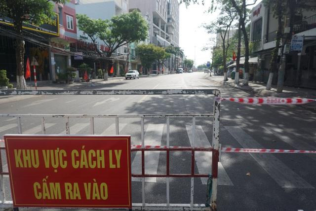 Đà Nẵng: Thêm 2 ca dương tính SARS-CoV-2, nhà ở cạnh vũ trường New Phương Đông  - Ảnh 1.