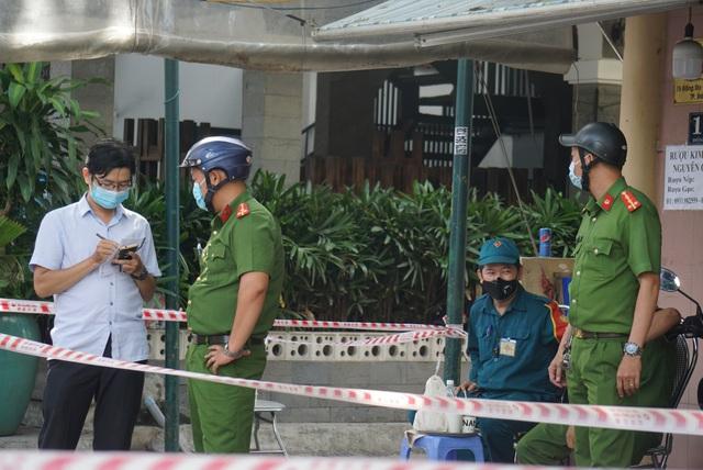 Phong tỏa chung cư 12T3, khu dân cư quanh vũ trường lớn nhất Đà Nẵng - Ảnh 2.
