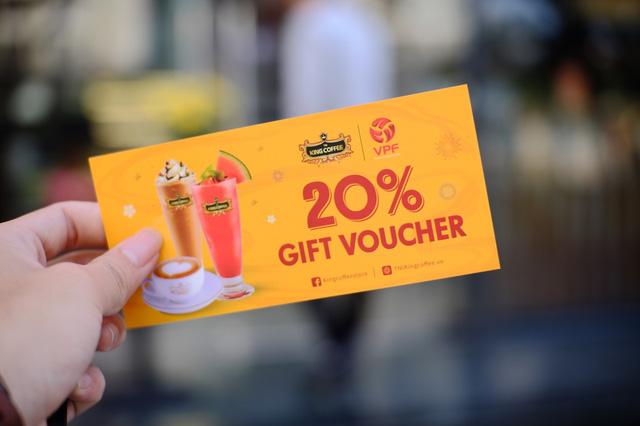 """King Coffee tưng bừng khai trương 2 cửa hàng mới tại thành phố """"trong lòng"""" thành phố - Ảnh 6."""