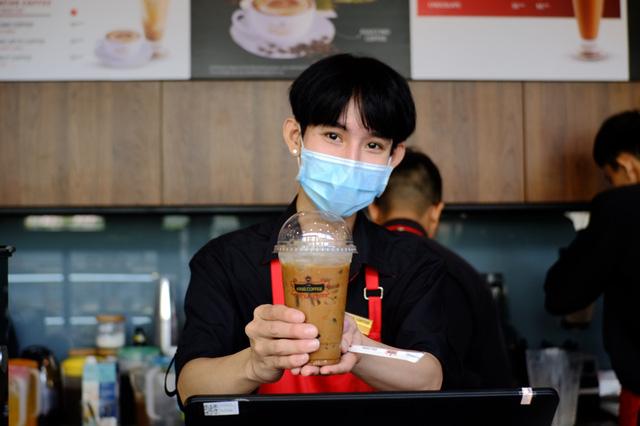 """King Coffee tưng bừng khai trương 2 cửa hàng mới tại thành phố """"trong lòng"""" thành phố - Ảnh 5."""