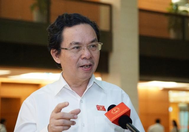 GS.TS Hoàng Văn Cường: Người từng tham gia ĐBQH, HĐND khi tiếp tục ứng cử có cả thuận lợi lẫn thử thách - Ảnh 1.
