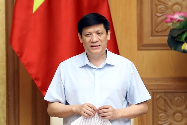 Bộ trưởng Y tế nói về 5 bài học sau sự việc tại BV Bệnh Nhiệt đới Trung ương - Ảnh 1.