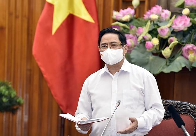 Thủ tướng Phạm Minh Chính: Chuyển tư duy giáo dục từ trang bị kiến thức sang trang bị năng lực toàn diện - Ảnh 1.
