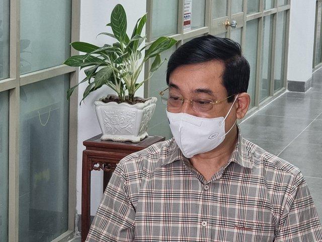 """PGS.TS Lương Ngọc Khuê: """"Phải đặt ở mức độ dịch và số lượng bệnh nhân có chiều hướng gia tăng phức tạp tại Bệnh viện K"""" - Ảnh 1."""