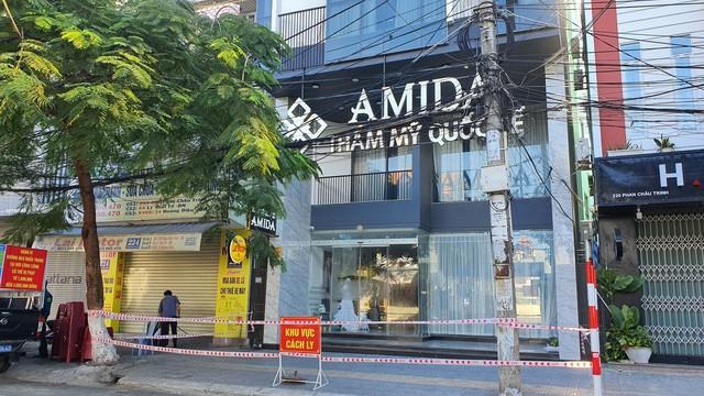 Thừa Thiên Huế tiếp tục phát hiện ca nghi nhiễm SARS-CoV-2 liên quan thẩm mỹ viện Amida - Ảnh 1.