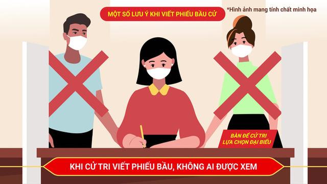 Hà Nội: Hủy bỏ kết quả bầu cử tại hai điểm thuộc huyện Phú Xuyên, Mê Linh - Ảnh 1.