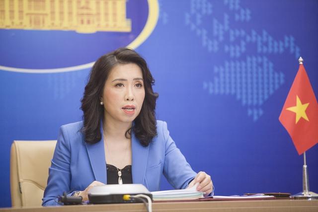 Bộ Ngoại giao lên tiếng về diễn biến triển khai chương trình vaccine tại Việt Nam - Ảnh 1.