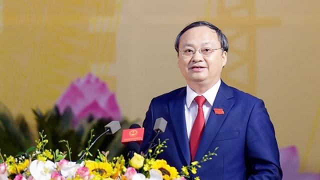 Bí thư Tỉnh ủy Hưng Yên làm Tổng Giám đốc Đài Tiếng nói Việt Nam - Ảnh 1.
