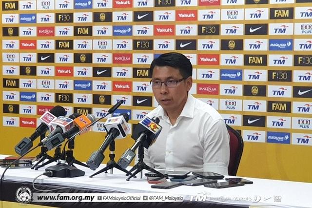 HLV đội tuyển Malaysia muốn thay đổi cục diện bảng G - Ảnh 1.