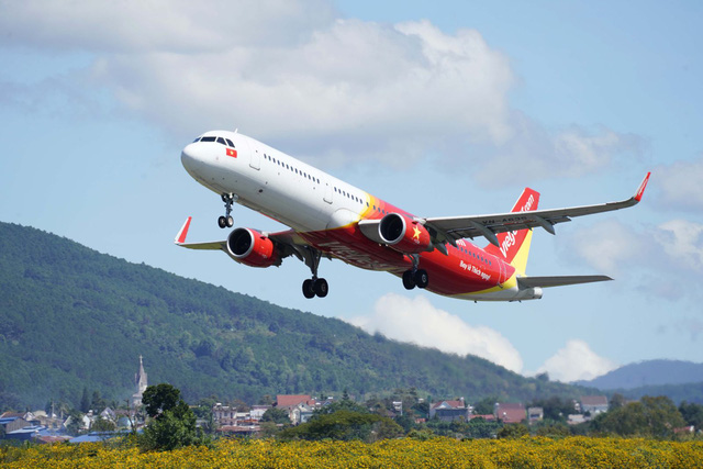 Vietjet thử nghiệm IATA Travel Pass cho hoạt động hàng không quốc tế - Ảnh 1.