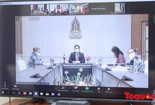 Việt Nam- Thái Lan tiếp tục hợp tác sâu rộng trong lĩnh vực văn hóa - Ảnh 3.