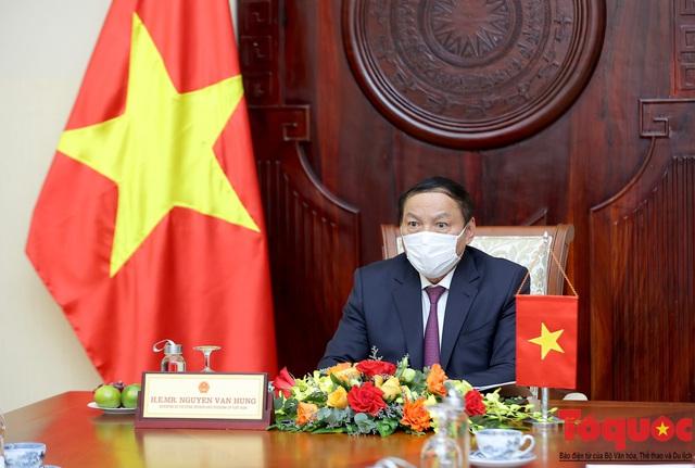 Việt Nam- Thái Lan tiếp tục hợp tác sâu rộng trong lĩnh vực văn hóa - Ảnh 1.