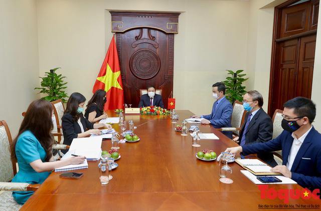 Việt Nam- Thái Lan tiếp tục hợp tác sâu rộng trong lĩnh vực văn hóa - Ảnh 2.