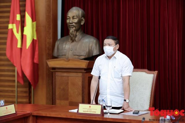 Bộ trưởng Nguyễn Văn Hùng: Xây dựng Báo Văn Hóa chuyên nghiệp, nhân văn, hiện đại - Ảnh 1.
