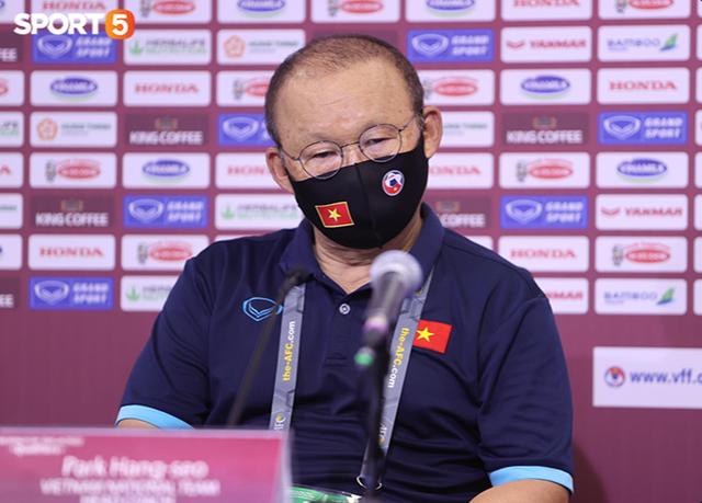 """HLV Park Hang-seo: """"Giành 3 điểm trước Malaysia là bước tiến"""" - Ảnh 2."""