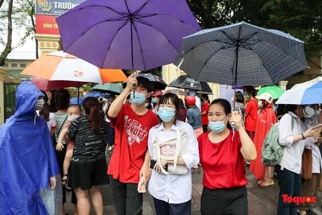 Ngày 01/7, Hà Nội dự kiến công bố điểm chuẩn vào lớp 10 THPT công lập - Ảnh 1.
