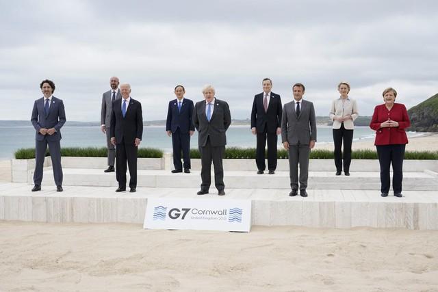 Thông điệp tích cực của G7: Lạc quan về chương trình vaccine cho thế giới - Ảnh 1.