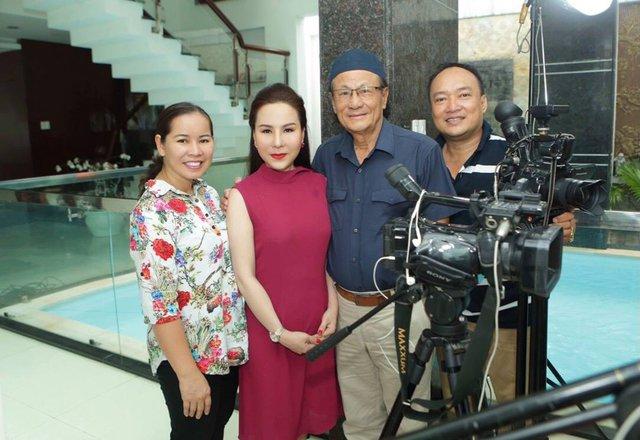 Nữ hoàng doanh nhân Kim Chi ngưỡng mộ đạo diễn tài hoa Lê Cung Bắc - Ảnh 2.