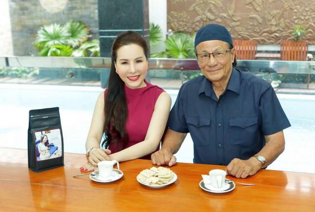 Nữ hoàng doanh nhân Kim Chi ngưỡng mộ đạo diễn tài hoa Lê Cung Bắc - Ảnh 1.