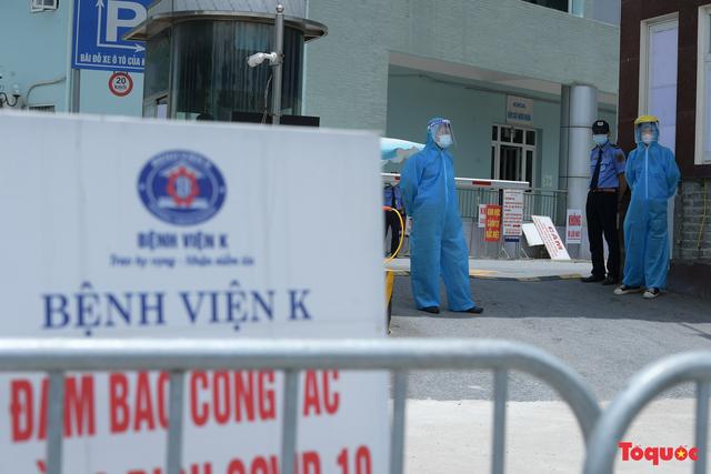 Hà Nội: Chính thức kết thúc cách ly y tế Bệnh viện K Tân Triều - Ảnh 2.
