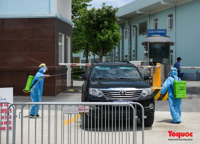 Hà Nội: Chính thức kết thúc cách ly y tế Bệnh viện K Tân Triều - Ảnh 8.