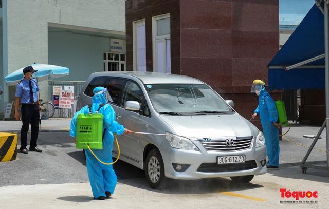 Hà Nội: Chính thức kết thúc cách ly y tế Bệnh viện K Tân Triều - Ảnh 9.