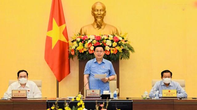 Kỳ họp thứ nhất, Quốc hội khóa XV dự kiến khai mạc vào 20/7 - Ảnh 1.