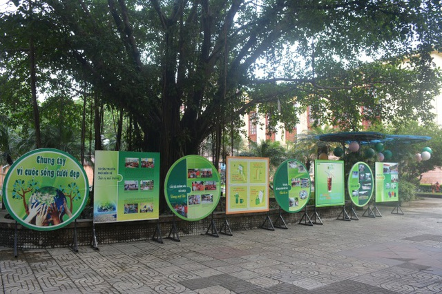 Bảo tàng Văn hóa các dân tộc Việt Nam hưởng ứng Tháng hành động vì môi trường và Ngày Quốc tế Đa dạng sinh học năm 2021 - Ảnh 2.