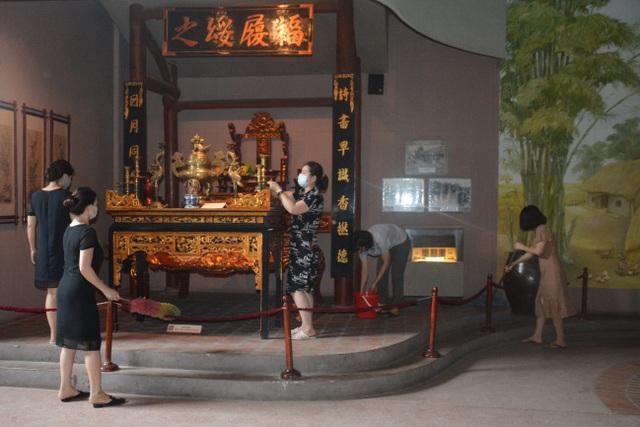 Bảo tàng Văn hóa các dân tộc Việt Nam hưởng ứng Tháng hành động vì môi trường và Ngày Quốc tế Đa dạng sinh học năm 2021 - Ảnh 3.