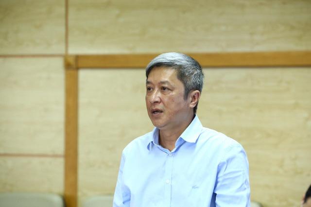 Thứ trưởng Bộ Y tế nói gì về thông tin biến chủng SARS-CoV-2 mới xuất hiện ở TP HCM? - Ảnh 1.
