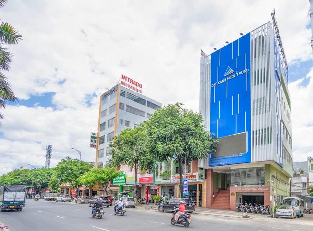 CTCP Đô Thị Thông Minh Việt Nam chính thức toàn quyền sở hữu trụ sở 6 tầng tại trung tâm Đà Nẵng - Ảnh 1.
