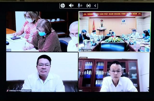 Việt Nam thúc đẩy ngoại giao quốc tế để đạt mục tiêu có 150 triệu liều vắc xin COVID-19 trong năm 2021 - Ảnh 1.