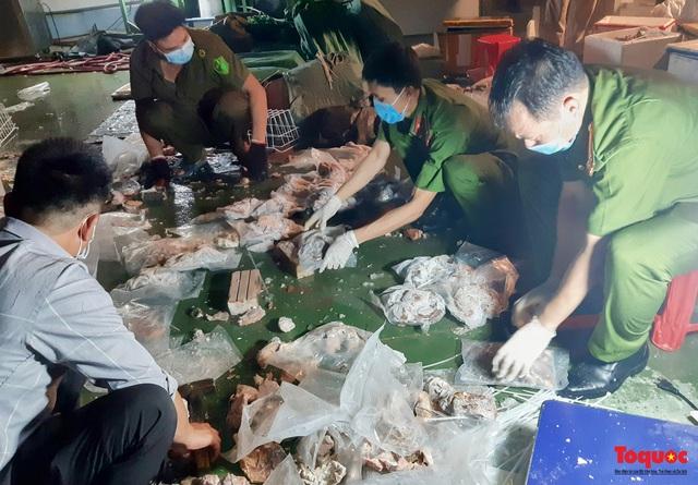 Phát hiện 540kg ma túy giấu trong dạ dày lợn và mô tơ điện có gắn định vị theo dõi - Ảnh 3.