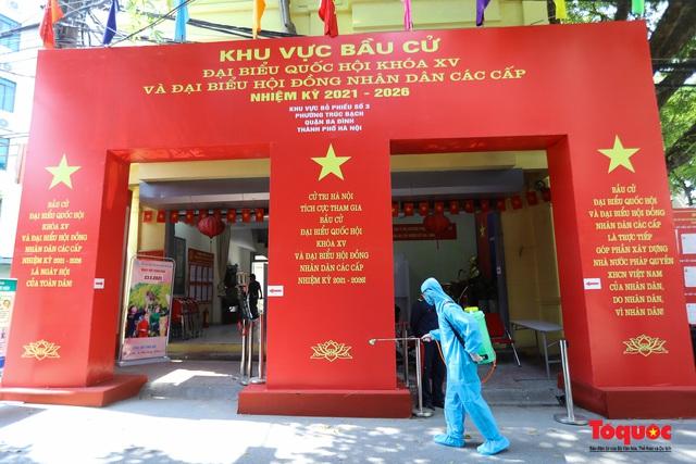 Cuộc bầu cử ở Hà Nội để lại nhiều ấn tượng, tình cảm tốt đẹp trong lòng nhân dân - Ảnh 2.