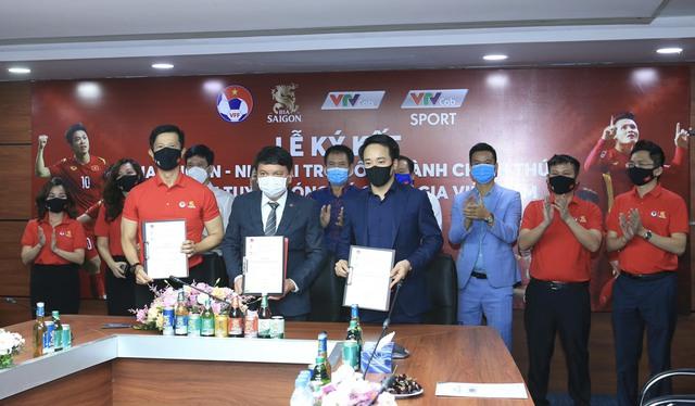 Tuyển Việt Nam có thêm nhà tài trợ sau thành tích lịch sử tại vòng loại World Cup - Ảnh 1.