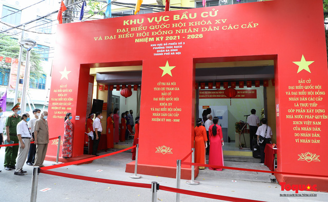 Hà Nội: Đúc kết nhiều kinh nghiệm quý qua cuộc bầu cử ĐBQH khóa XV và HĐND các cấp nhiệm kỳ 2021-2026 - Ảnh 1.