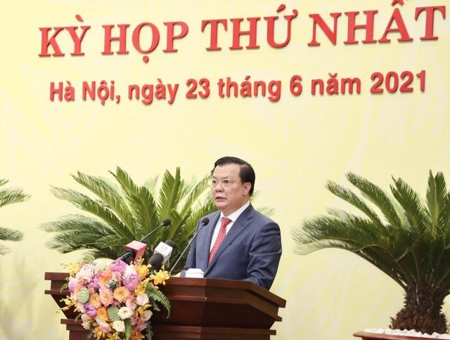 Bí thư Thành ủy Hà Nội: Xem xét giải quyết có hiệu quả các kiến nghị của cử tri, nhất là các yêu cầu dân sinh bức xúc - Ảnh 1.