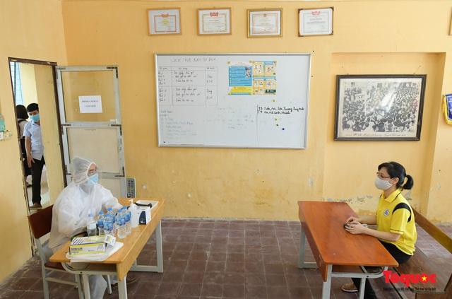 Hà Nội: Đảm bảo an toàn trong kỳ thi THPT quốc gia - Ảnh 13.