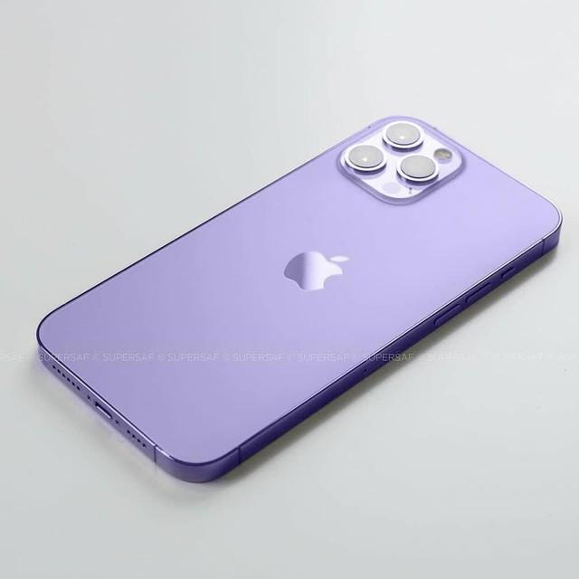 """Xuất hiện concept iPhone 13 màu tím đẹp """"lịm tim"""", cộng đồng mạng đợi ngày """"xuống tiền"""" thôi! - Ảnh 2."""