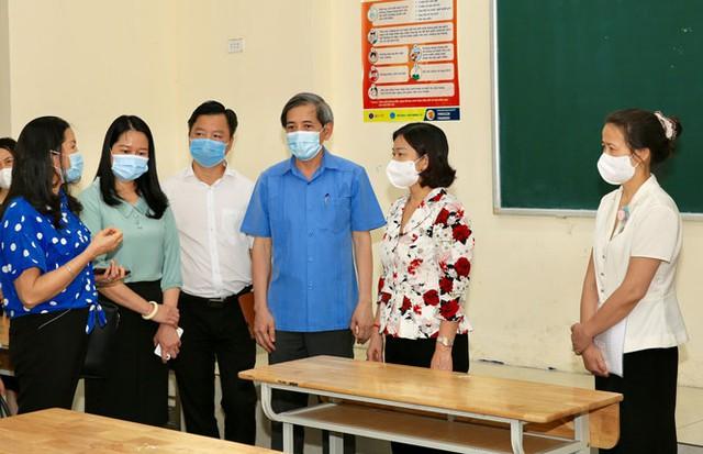 Hà Nội: Tích cực chuẩn bị cho kỳ thi tuyển sinh vào lớp 10 trung học phổ thông - Ảnh 1.