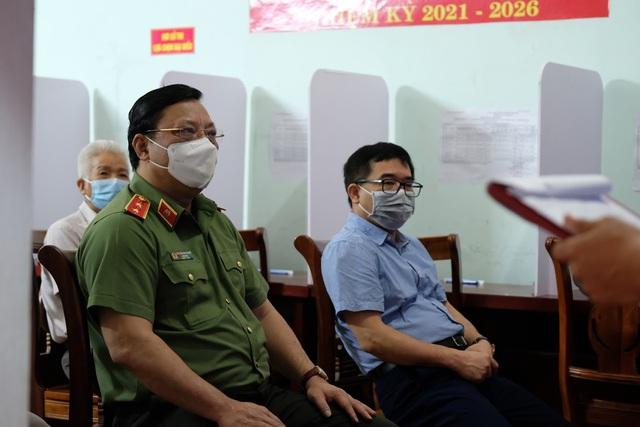 Hơn 1.000 cử tri Hà Nội đi bầu cử lại - Ảnh 5.